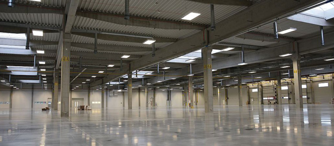 Energy-efficient LED luminaires